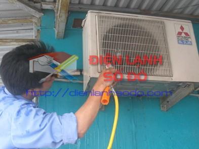 Sửa chữa máy lạnh uy tín và giá rẻ